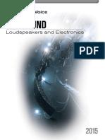 EV ProSound Speaker and Electronics FullCatalog_LR-spread