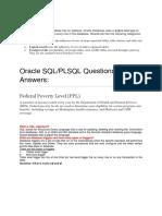 Oracle SQL31
