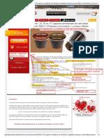 miniAroma Café _ Pack découverte ! 25, 50 ou 75 Capsules aromatisées de café italien compatibles Nespresso à partir 99DH !! (Paiement à la livraison + Livraison offerte)