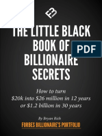 Book of Billionaire Secrets
