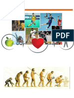 Salud Evolutiva y Deporte
