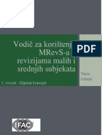 Vodič za korištenje MRevS-a u revizijama malih i srednjih subjekata, 1. Svezak - Temeljni koncepti, treća edicija.pdf
