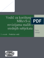 Vodič za korištenje MRevS-a u revizijama malih i srednjih subjekata, 2. Svezak - Praktični vodič, treća edicija.pdf