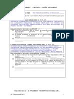Encuesta 1 - Hojas de Trabajo 2015 - CdR 940