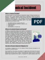 Chemical Incident Description