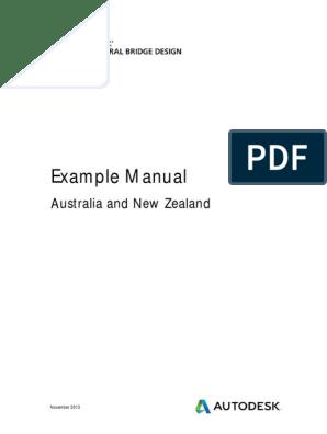 Autodesk Structural-Bridge-Design-Example-Manual-New-Zealand