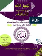 L-explication Des Conditions de La Ilaha Illa Allah.01(1)