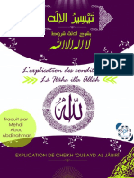 L-explication Des Conditions de La Ilaha Illa Allah.03