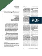 Hacia una tipologia de la toxicomania desde la terapia sistemica