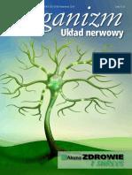 uklad nerwowy  - ORGANIZM