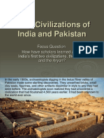 1.20- Early Civilizations of India and Pakistan