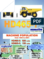 HD465-7 A 19 March
