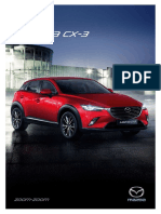 All-new Mazda CX-3 Brochure