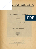 "Chile, ""Chile Agrícola 1922"" Coronel Anabalon y Urzua 1922 Fotos Varias Chile"