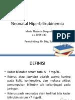 Hiperbilirubin Neonatus