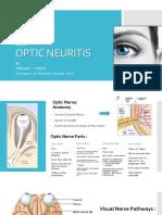 Neuritis Optikus ppt
