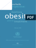 WHO Redefining Obesity and Its Treatment 2000.pdf