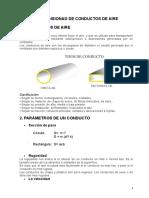 DIMENSIONAD DE CONDUCTOS DE AIRE.doc