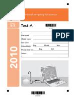 Science Sampling KS2 2010 - Paper B.pdf