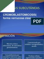 PRESENTACION_8_CROMOBLASTOMICOSIS