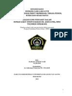 Refleksi Kasus Dr Fahmi