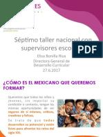 Septimo Taller Nacional Con Supervisores Escolares