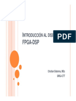FPGA DSP Introduction to Design