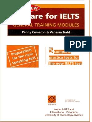 IELTS-General-Training-Modules-Practice-Tests pdf | International