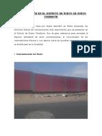 Contaminación en El Distrito de Nuevo Chimbote