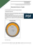 Geometry and Dimensional Tolerances of Engine Bearings