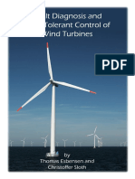 Fault Diagnosis and Fault-Tolerant Control of Wind Turbines