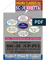 358SSCJE_(I.C. Engines) Numerical