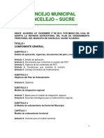 ACUERDO N° 147 DE DICIEMBRE 17  POT-SINCELEJO