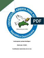 Reporte Vi Etica Profecional Del Docente - Copia