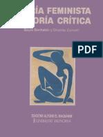 Seyla Benhabib, Drucilla Cornell - Teoria Feminista y Teoria Critica