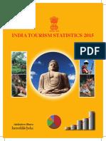 India Tourism Statistics English 2015 Final