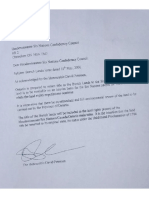 May 17 2006 David Peterson Letter to HCCC
