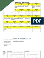 Agenda Mes de Noviembre (Inicial 2 años)