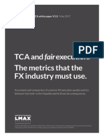 FX TCA Transaction Cost Analysis White Paper