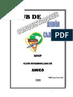 Club de Conquistadores-Clase Amigo