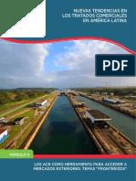 Semana 2 Modulo II Los ACR Como Herramienta Para Acceder a Mercados Exteriores Temas Fronterizos