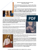 Profecias de Maria Del Buen Suceso Para El Ecuador