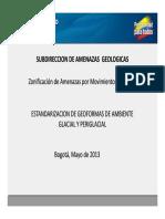 Socializacion Ambiente Glacial y Periglacial