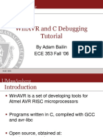 WinAVR Presentation 2006