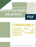 Prácticas Contractuales e Instutuciones de Apoyo