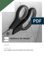 Fábrica de Moda - Escuela de patronaje en València