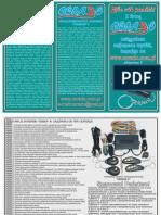 folder reklamowy