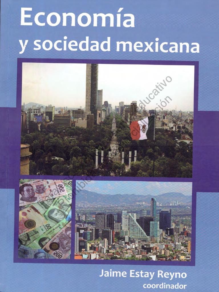 Economía y sociedad mexicana