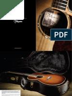 Takamine Brochure FR