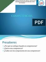 Nueva Presentacion Competencias